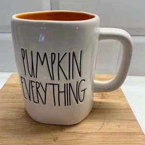 Rae Dunn Pumpkin Everything Mug
